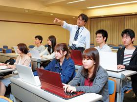 福島学院大学短期大学部{情報ビジネス学科のイメージ