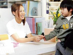 千葉医療秘書専門学校医療秘書科 小児クラークコースのイメージ