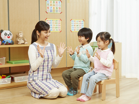 横浜こども専門学校保育科(※小田原短期大学との併修可)のイメージ