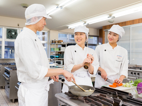 東京栄養食糧専門学校{栄養士科のイメージ