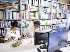 東京情報大学{総合情報学部 ゲーム・アプリケーション研究室(情報システム学系)のイメージ