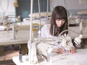 ドレスメーカー学院アパレル技術科のイメージ