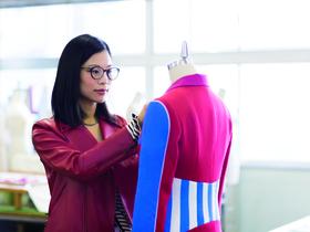 ドレスメーカー学院アパレルデザイン科のイメージ