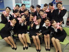 大阪観光専門学校{エアライン学科のイメージ