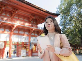 京都ノートルダム女子大学{国際言語文化学部 国際日本文化学科(2019年4月、人間文化学科から名称変更)のイメージ