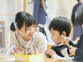 岡崎女子短期大学{幼児教育学科第一部のイメージ