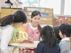 岡崎女子短期大学{幼児教育学科第三部のイメージ