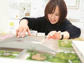 名古屋造形大学{造形学部 造形学科 建築・インテリアデザインのイメージ