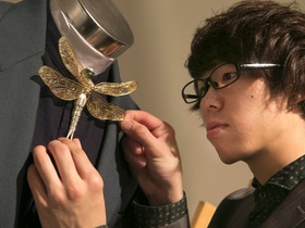 名古屋造形大学{造形学部 造形学科 ジュエリーデザインのイメージ