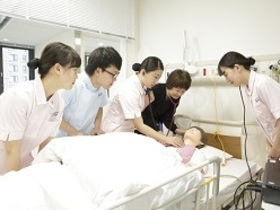 戸田中央看護専門学校{看護学科のイメージ
