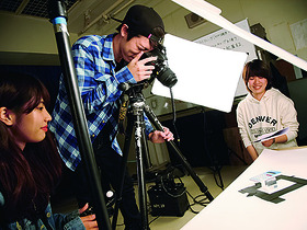 日本写真芸術専門学校専門課程I部 写真科(昼間部 3年制) 総合写真研究ゼミのイメージ