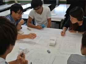 フェリカ建築&デザイン専門学校{建築設計工学科のイメージ