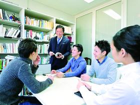 大阪学院大学{経営学部 経営学科のイメージ