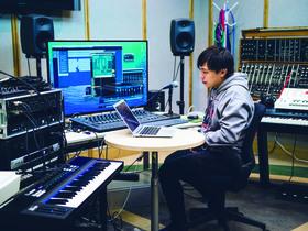 尚美学園大学{芸術情報学部 音楽応用学科 音楽メディアコースのイメージ