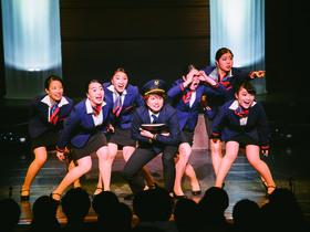 尚美学園大学{芸術情報学部 舞台表現学科 ミュージカルコースのイメージ