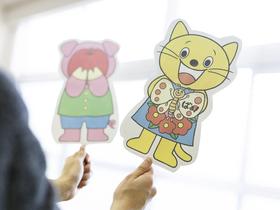 帝京短期大学{こども教育学科のイメージ