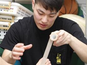 日本ウェルネススポーツ専門学校{アスレティックトレーナー科のイメージ