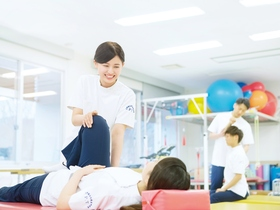 玉野総合医療専門学校理学療法学科のイメージ