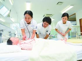 熊本駅前看護リハビリテーション学院看護学科のイメージ