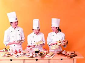 札幌ベルエポック製菓調理専門学校{製菓・製パン・ショコラ科のイメージ