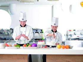 札幌ベルエポック製菓調理専門学校製菓・調理師科(2019年4月現:調理師科より名称変更予定)のイメージ