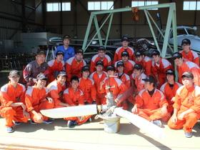 成田つくば航空専門学校{航空整備学科 航空整備士コースのイメージ