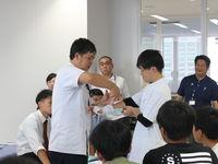 オープンキャンパス(柔道整復学科)の画像