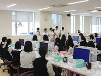 オープンキャンパス(歯科衛生学科)の画像