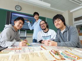 拓殖大学北海道短期大学{農学ビジネス学科 地域振興ビジネスコースのイメージ