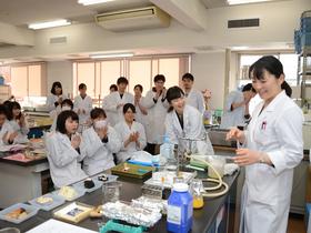 東京聖栄大学{健康栄養学部のイメージ