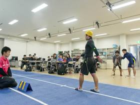 九州共立大学{スポーツ学部のイメージ