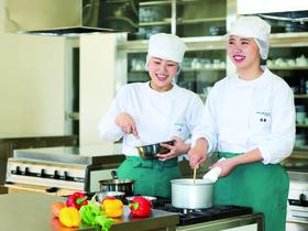 武蔵丘短期大学{健康生活学科 健康栄養専攻のイメージ