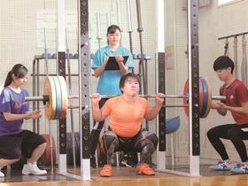 武蔵丘短期大学{健康生活学科 健康スポーツ専攻のイメージ