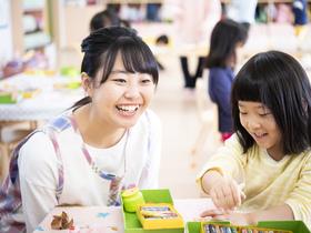 東京未来大学{こども心理学部のイメージ