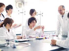 常磐大学{人間科学部 健康栄養学科のイメージ