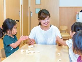 札幌スポーツ&メディカル専門学校{スポーツ保育科のイメージ