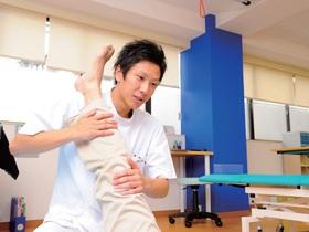 札幌スポーツ&メディカル専門学校{柔整科(昼間部)のイメージ