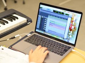 大阪音楽大学短期大学部{音楽科 作曲デザインコース(2020年度開設)のイメージ