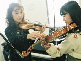 大阪音楽大学短期大学部{音楽科 弦楽器コースのイメージ