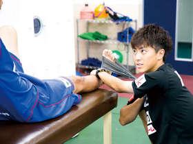 北海道メディカル・スポーツ専門学校{スポーツトレーナー学科のイメージ