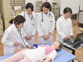 横浜薬科大学{薬学部 臨床薬学科のイメージ