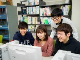 水戸電子専門学校{情報処理学科 SE・プログラマコースのイメージ