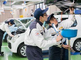 専門学校 水戸自動車大学校{2級自動車整備学科のイメージ