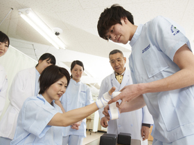 日本医療ビジネス大学校 柔道整復科{柔道整復科のイメージ