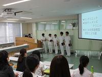 オープンキャンパス(看護学科)の画像