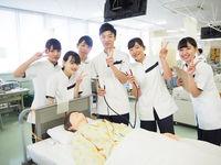 体験入学part1・part2【看護学科】の画像