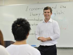日本経済大学 東京渋谷キャンパス{経営学部 グローバルビジネス学科のイメージ