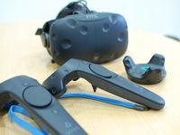 ゲーム系体験入学「VR脱出ゲームに挑戦」の画像