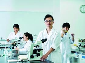 修文大学{医療科学部 臨床検査学科(2020年4月、新しく開設します。)のイメージ