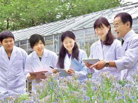 横浜薬科大学{薬学部 漢方薬学科のイメージ